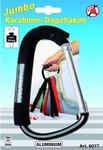 JUMBO Carabiner Hanging Hook, 160 mm