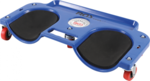 Wheeled Sliding Kneeboard max. 100 kg