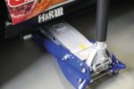 Aluminum Hydraulic Floor Jack, extra flat, 2 To