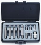 Spline bit set 11pc