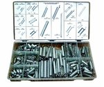 Extension & Compression Springs Assortment 200pc