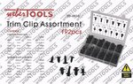 Trim Clip Assortment 192pc