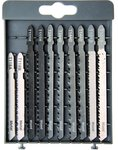 Jigsaw Saw Blade Set, 10-pc.