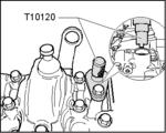 Crankshaft Locking Tool from BGS 8155