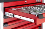 8-drawer trolley with 308pc tools (EVA)