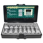 1/2 Universal socket set 8pc