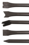 5-piece Air Hammer Chisel Set