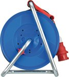 Guarantor CEE 1 IP44 cable reel for industry/construction 30m