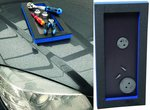 1/3 Workshop Trolley Tray with magnetic Ground