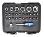 28-piece Color Bit and Socket Set
