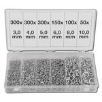 Spring Washer Assortment 1200pc