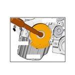 VAG Timing Chain Elongation Testing Gauge, Seat, Skoda