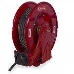 Grease hose reel 400 bar 3/8  - 15m