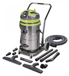 Wet & dry vacuum cleaner, 62 l