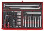 Mega master toolset 417 eva foam trays