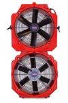 Multifunctional ventilator 2 speeds