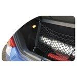 Luggage net elastic 80x50cm with plastic hooks NS-3