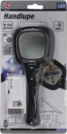 Hand magnifier LED