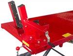 Hydraulic pneumatic workbench