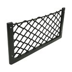Storage net elastic 366x180mm with plastic frame NS-14