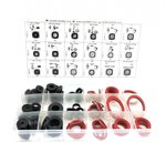 Gasket Assortment, 141 pcs