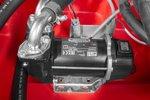 Red diesel tank pe 400 liter + 50 liter adblue, diesel pump 12 v
