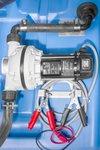 Adblue tank 220 liter pe pump 12v, hose + gun
