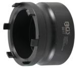 Groove Nut Socket for Wheel Hubs external pins