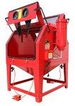 Sandblast cabinet 1200 liter