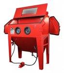 Sandblast cabinet 420 liter