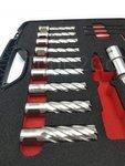 Annular cutter set 13-pcs, MK2