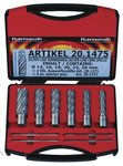 Set of core drills 14 - 26mm