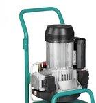 Mobile construction compressor hds bx 10 bar, 24 liter -36kg