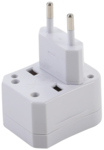 Travel Plug Adaptor | 3 pcs.