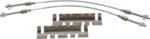 Air Brake Bleeder and Adaptor Set 17 pcs