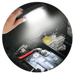 Inspection lamp 3W COB LED