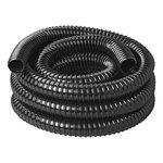 Waste water hose black 5,00M / 25mm