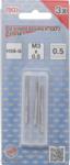 Tap Set Starter, Plug, Bottoming Tap M3 x 0.5 3 pcs.