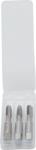 Tap Set Starter, Plug, Bottoming Tap M5 x 0.8 3 pcs.