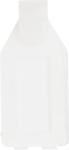 Price tag, plastic 40 x 27 mm