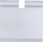 Label bag, plastic 52 x 40 mm