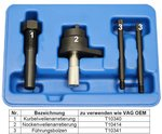 4-piece Engine Timing Tool for VAG 1.2 TFSI