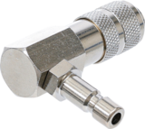 Cooling System Bayonet Adaptor 90° angled for 8027, 8098_