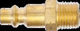 Air Nipple (1/4) external Thread USA / France Standard_