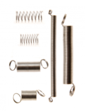 Spring Assortment compression and Extension spring 200 pcs._