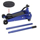 Rubber pad for trolley jack_