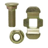 Stud fitting double with bolt 3/8_