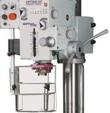 Column drill-milling machine with automatic drilling feeds diameter 32 mm_