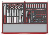 Tool trolley 240-piece_