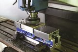 Mechanical-hydraulic machine clamp euroline 100mm_
